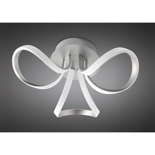 Mantra Knot M4989 LED 3 Light Round Ceiling Fitting 3000K