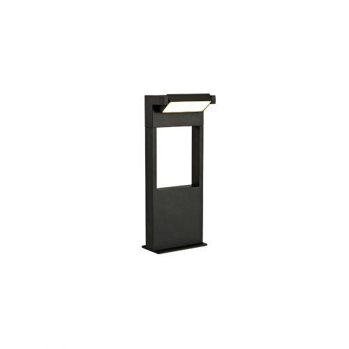 Lekki Lark Short Post 10W LED 3000K 720lm IP54 Graphite Black LEK3158