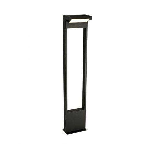 Lekki Lark Tall Post 10W LED 3000K 720lm IP54 Graphite Black LEK3159
