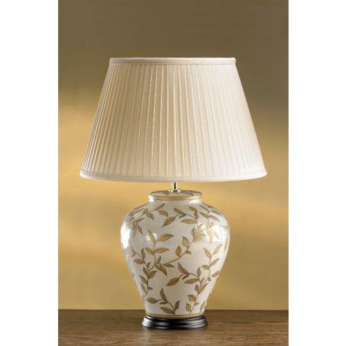 Elstead Leaves Brown/Gold Table Lamp ELS/LEAVES BR GL/TL