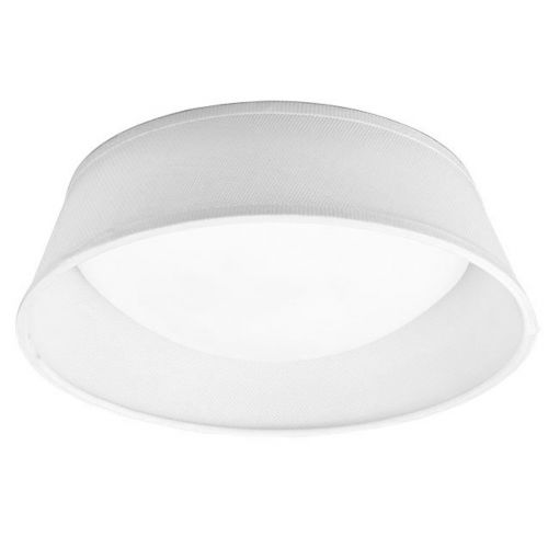 Mantra M4960 Nordica Ceiling Light Fitting 12W LED 32CM 3000K 120lm White Acrylic Ivory White Shade