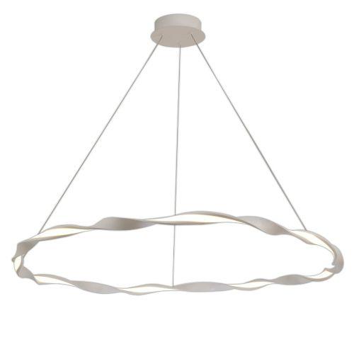 Mantra M6570 Madagascar Large Ceiling LED White Pendant