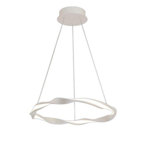 Mantra M6573 Madagascar Small Ceiling LED White Pendant