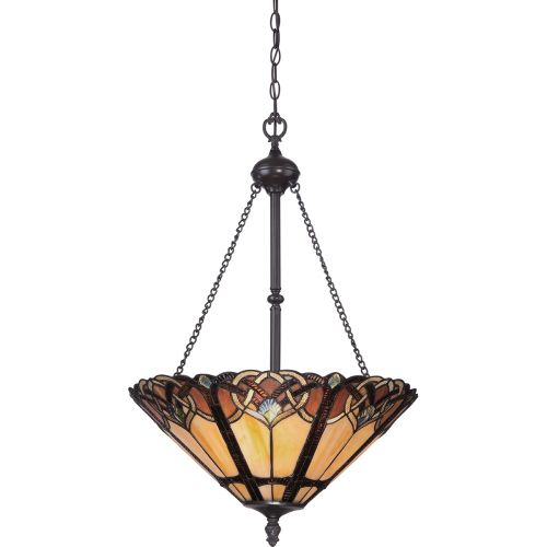 Quoizel Cambridge Pendant Vintage Bronze ELS/QZ/CAMBRIDGE/P