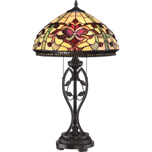 Quoizel Kings Pointe Table Lamp Imperial Bronze ELS/QZ/KINGS POINTE