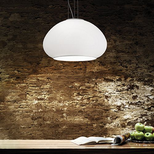 Ideal Lux Mama Ceiling Pendant Light SP1 D40 071015