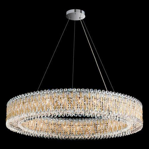 Schonbek Sarella Pendant Fitting Heirloom Gold Spectra Crystal RS8350E-22A