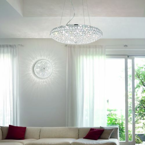 Ideal Lux King Ceiling Pendant 088013