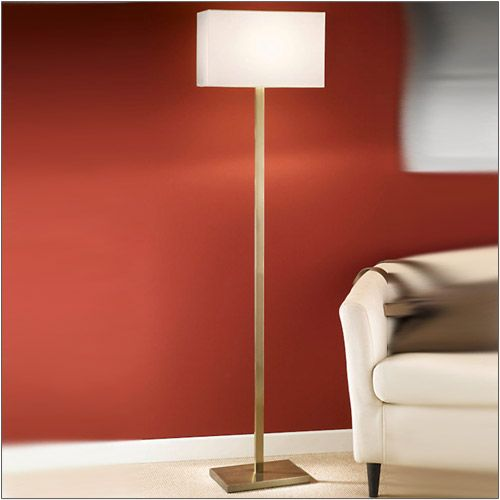 Franklite 1 Light Bronze Finish Floor Lamp SL156/9881