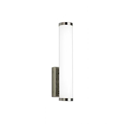 Lekki Tabor Wall Lamp Small 9W LED 4000K 621lm IP44 Chrome LEK3274