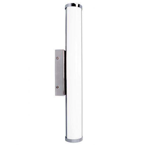 Lekki Tabor Bathroom Wall Lamp Large 12W LED 4000K 848lm IP44 Chrome LEK3275