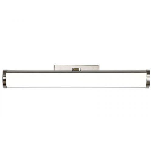 Lekki Tabor Bathroom Wall Lamp Over Mirror 12W LED 4000K 795lm IP44 Chrome LEK3276