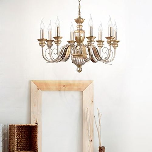 Ideal Lux Dora SP8 Chandelier 020839