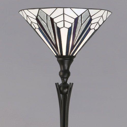 Interiors 1900 Tiffany Astoria Floor Lamp 63933