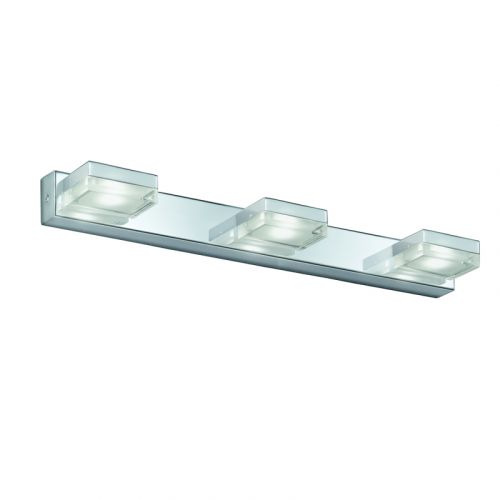Franklite LED Wall Light WB049 Polished Chrome