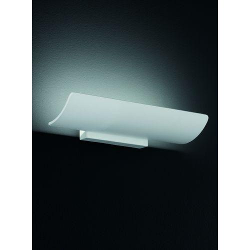 Franklite LED Wall Light White 3000K WB068