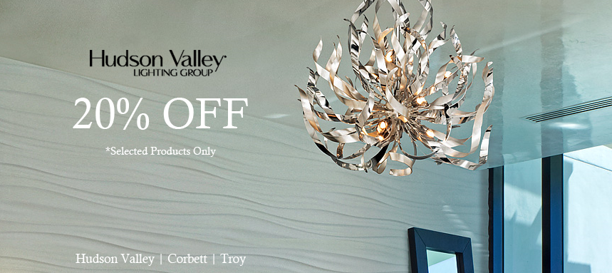 Hudson Valley 20% Off Limited Stock