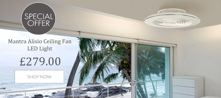 Alisio LED Ceiling Fans